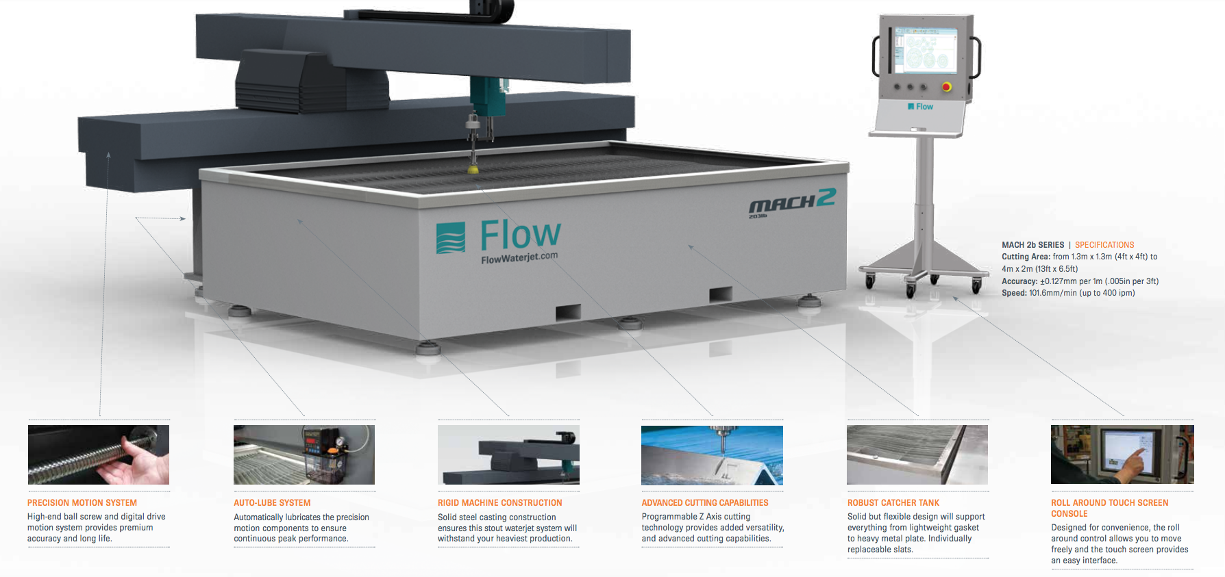 Precision Waterjet Cutting for Aluminum, Plastic, Foam, and More